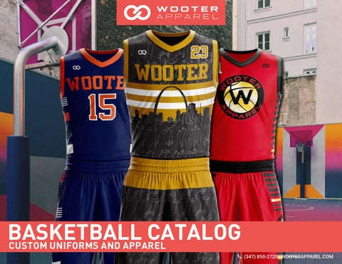 BASKETBALL CATALOG CUSTOM UNIFORMS AND APPAREL ï  x201A   x2022  (347)  850-2720  3779017f1