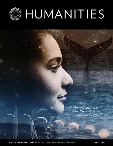 Fall 2017 Humanities Magazine By Humanitiesbyu4
