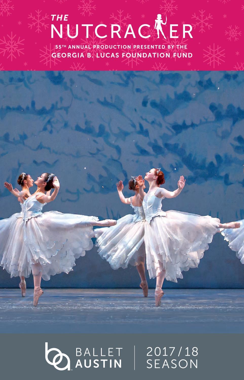 Ballet Austin The Nutcracker by Performing Arts Programs