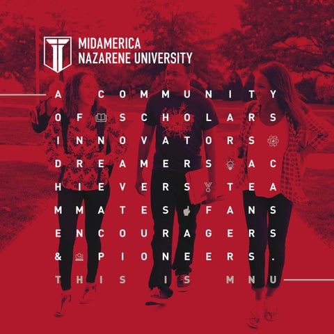 MNU Travel 2017-18 by MidAmerica Nazarene University - issuu