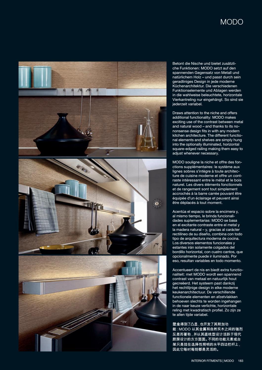 Cuisine Moderne Design divine design center - leicht - modern kitchens 17 - catalog
