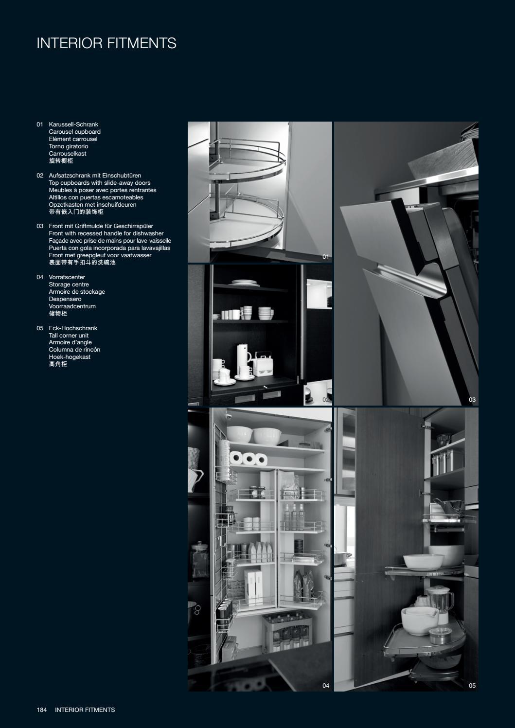 Divine Design Center Leicht Modern Kitchens 17 Catalog By