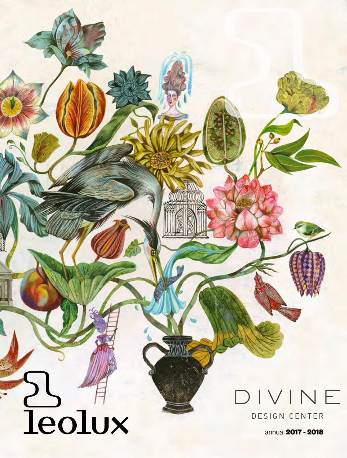 Design Salontafel Leolux.Divine Design Center Leolux 2018 Catalog By Divine Design