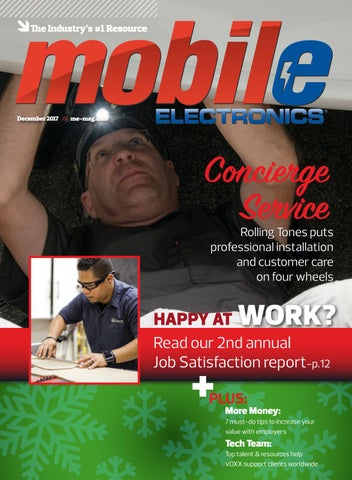 Mobile Electronics Magazine February 2019 by Mobile