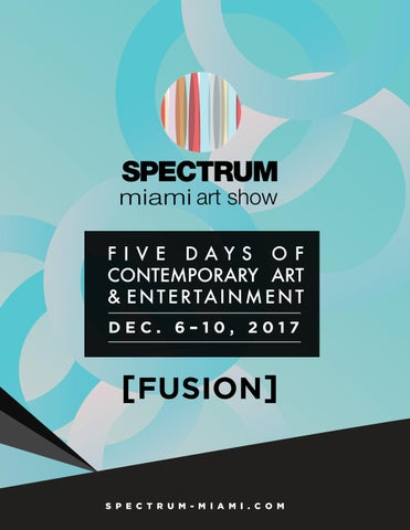 Spectrum Miami 2017 Show Catalog by Redwood Media Group - issuu 67e2754253