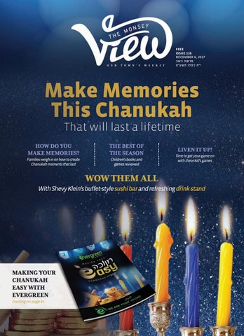 5ecadbecff6 Issue 126 by The Monsey View - issuu