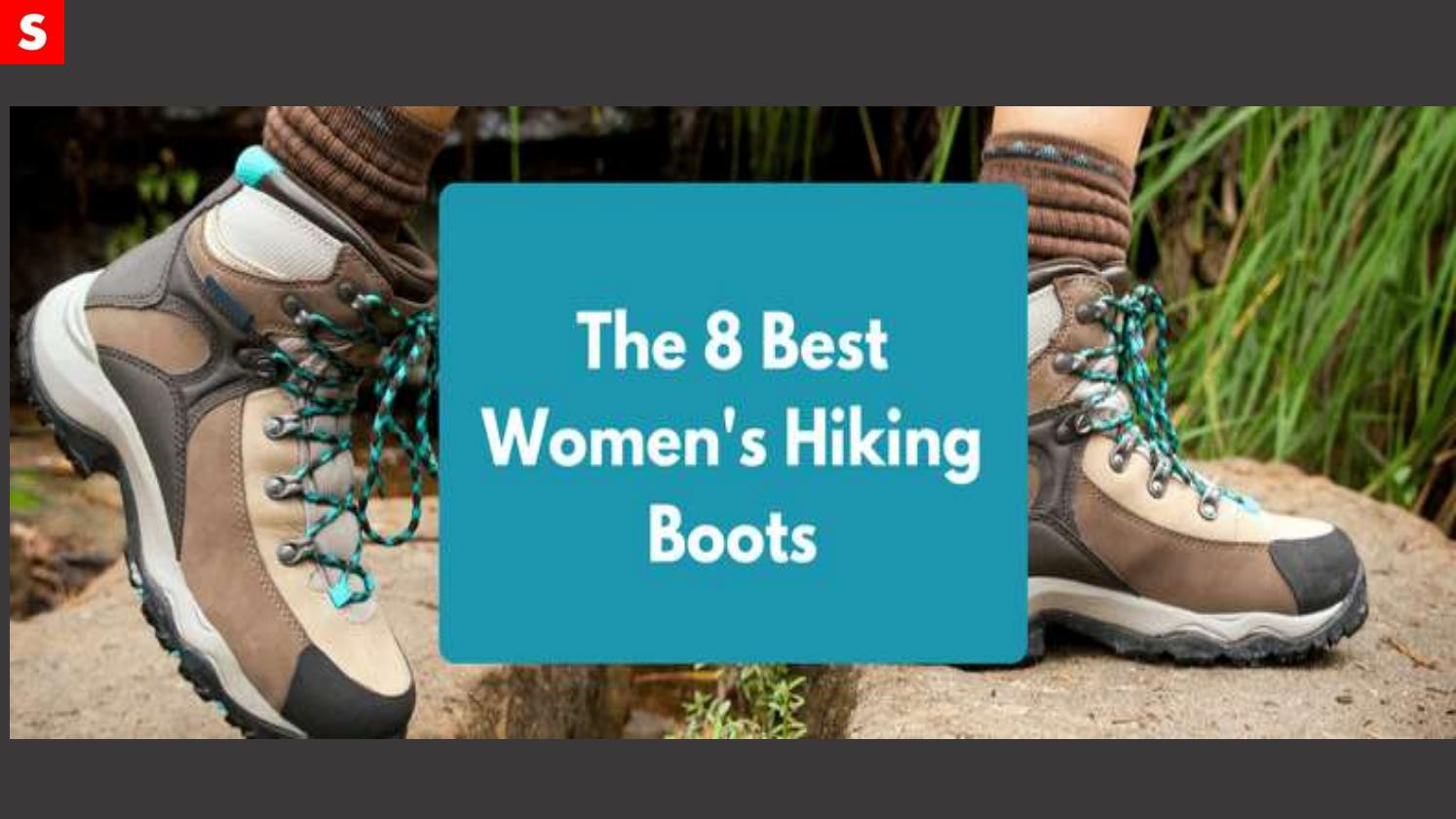 HIKING BOOTS by SimplyBestOf