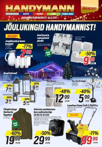 d94a00d7b8d Handymann kliendileht 2017 detsember 2 by Handymann OÜ - issuu