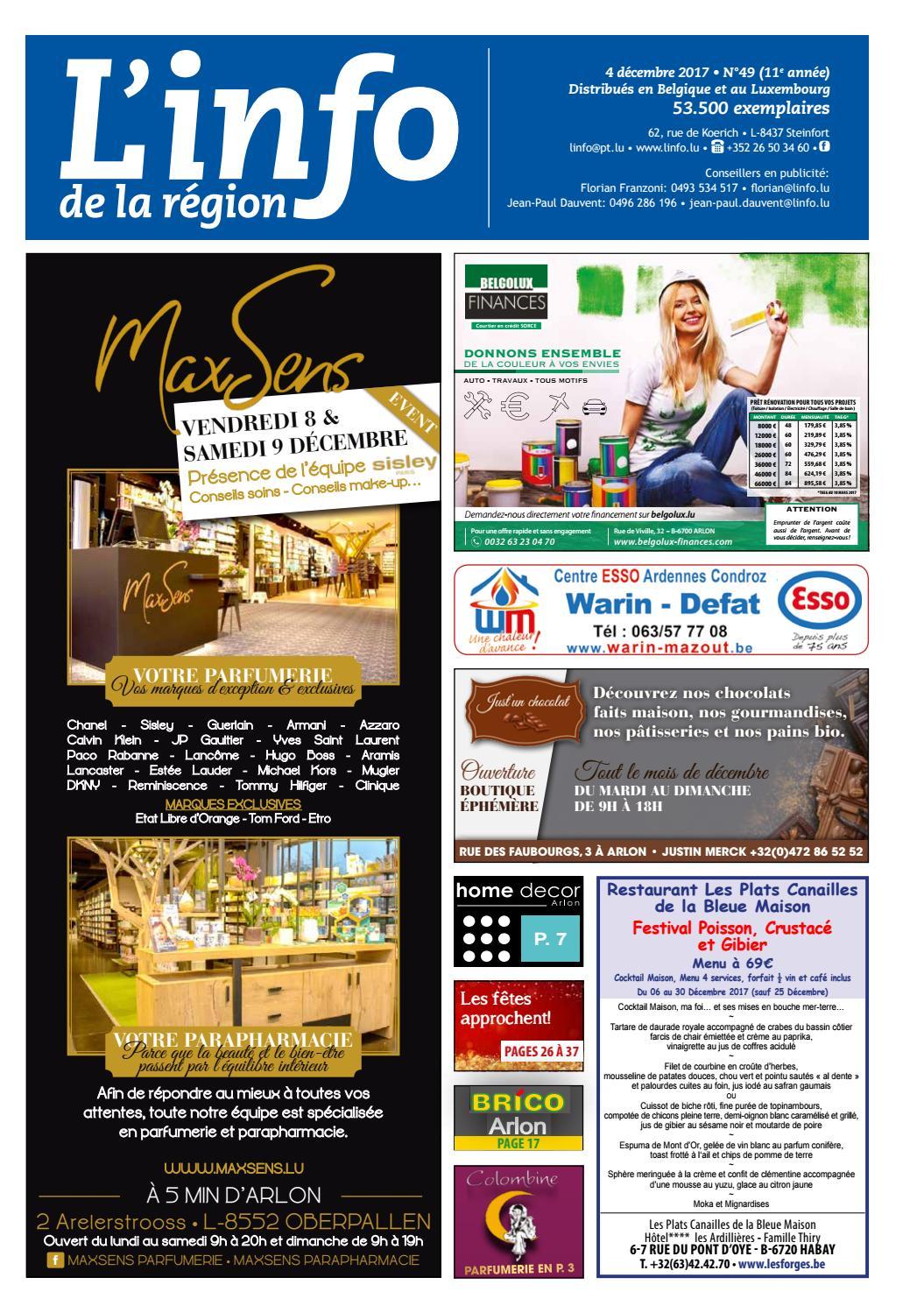 L'info de la région_49_4dec by inside issuu
