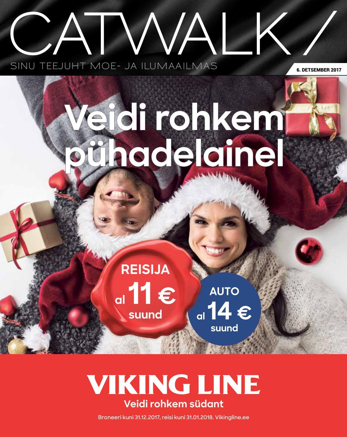 c967c76c3f7 Catwalk (detsember 2017) by AS Ekspress Meedia - issuu