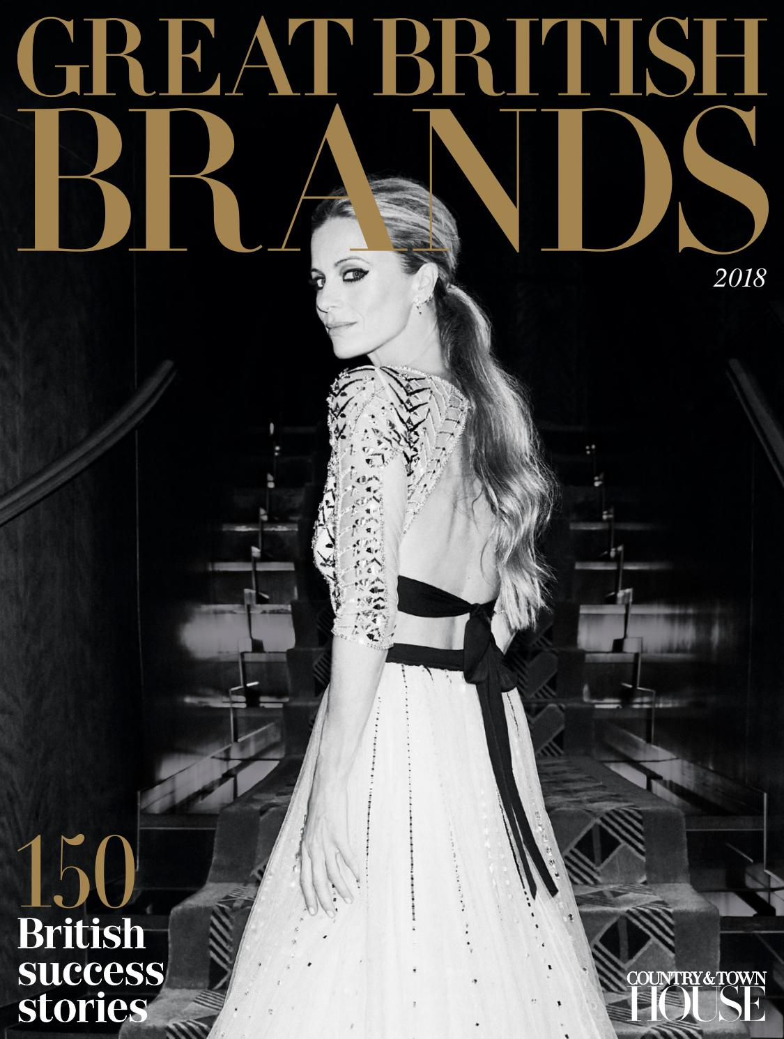 c69dc00aba420 Great British Brands 2018 by Country   Town House Magazine - issuu