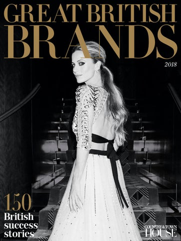 7f2013820 Great British Brands 2018 by Country & Town House Magazine - issuu