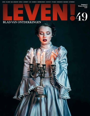 053bae60758d8a Leven!  49 winter 2017-2018 by LEVEN! magazine Leiden - issuu