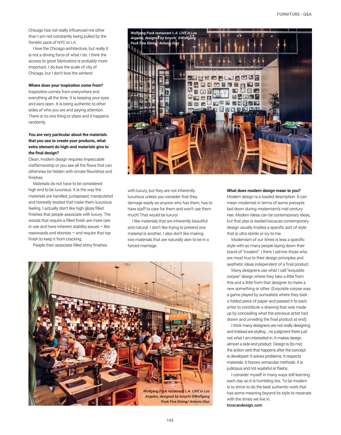 cedc8f003db51 Hospitality Interiors  74 by Gearing Media Group Ltd - issuu