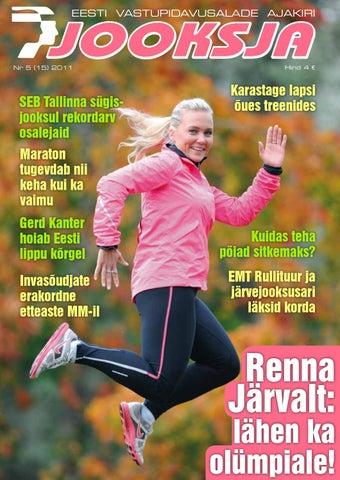 f6fed69c3ca Jooksja (15) Nr 5, 2011 by Jooksja - issuu