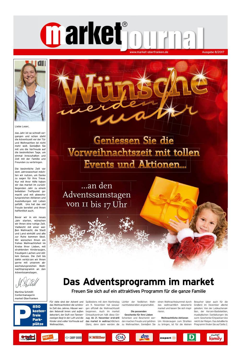 Market Journal - Dezember 2017 by Arno Schimmelpfennig - issuu