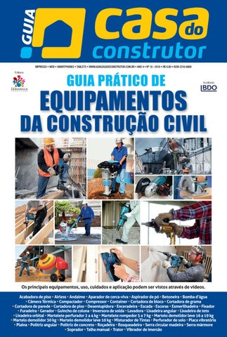 Guia Casa do Construtor nº 18 by Editora Lamonica Conectada - issuu 650a97662e