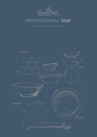 Rosenthal Professional 2018 By B U0026 N Service AG   Issuu