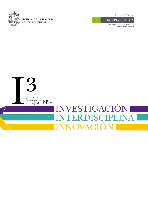 18a8dffbd0 Journal i3 edición n° 9 Ingeniería UC by Ingenieria UC - issuu