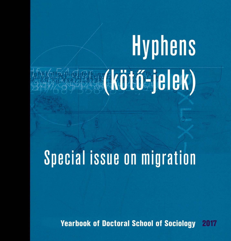 44982e1127df Hyphens(koto jelek) 2017 1 by ELTE TáTK - issuu