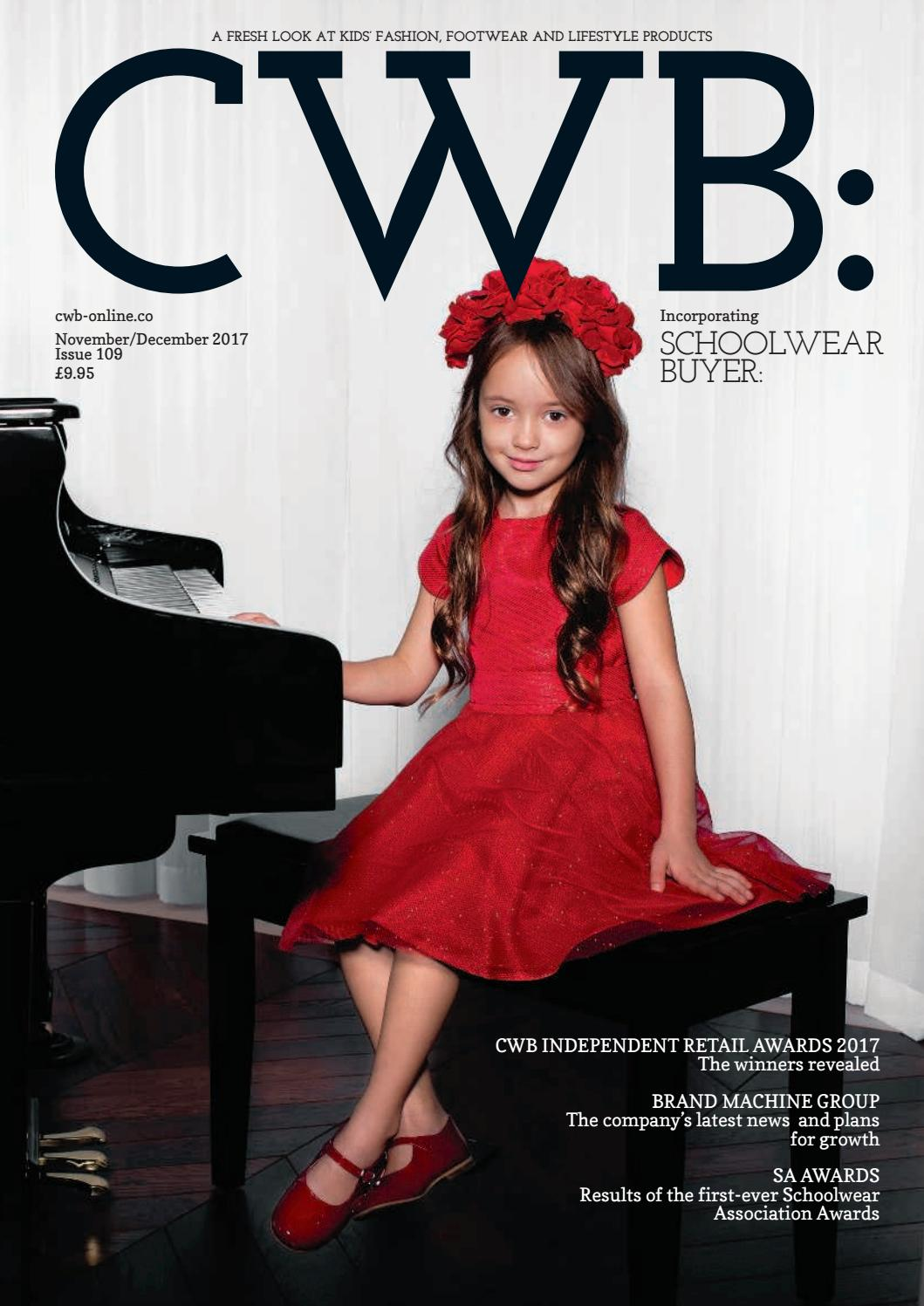 f22f796c CWB MAGAZINE NOVEMBER/DECEMBER 2017 ISSUE 109 by fashion buyers Ltd - issuu