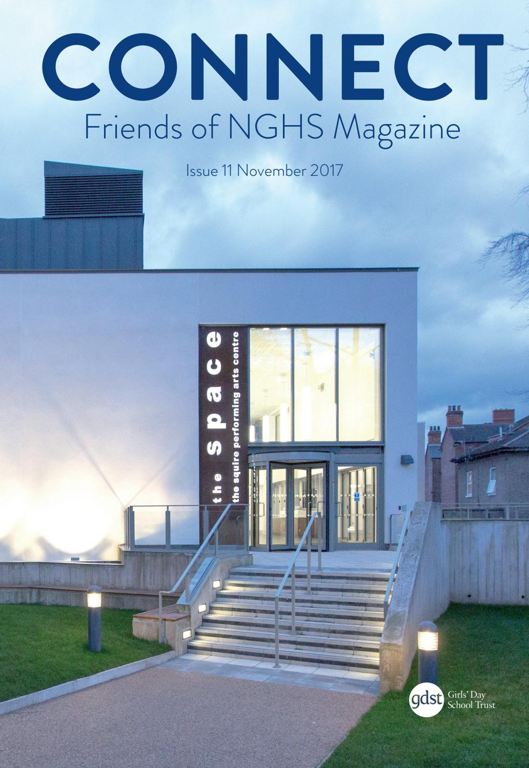 Connect 2017 - NGHS Alumnae Magazine by Nottingham Girls\' High ...