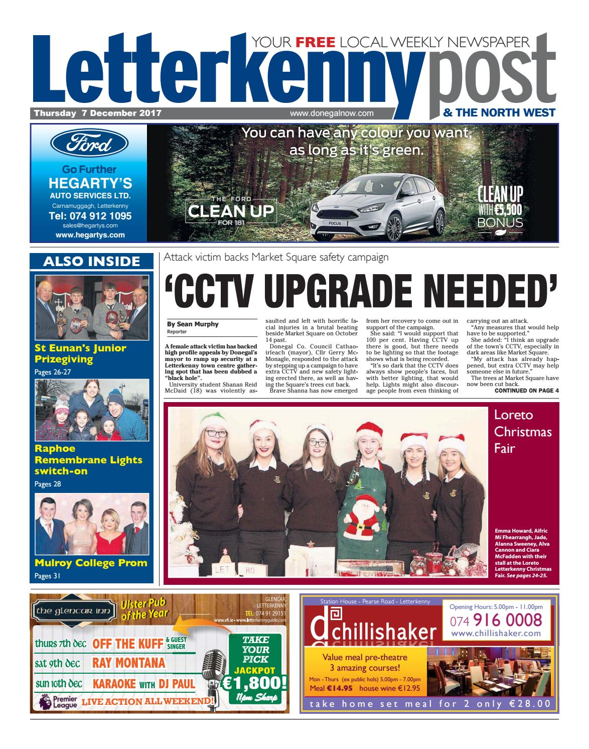 Letterkenny Post 07 12 17 By River Media Newspapers Issuu