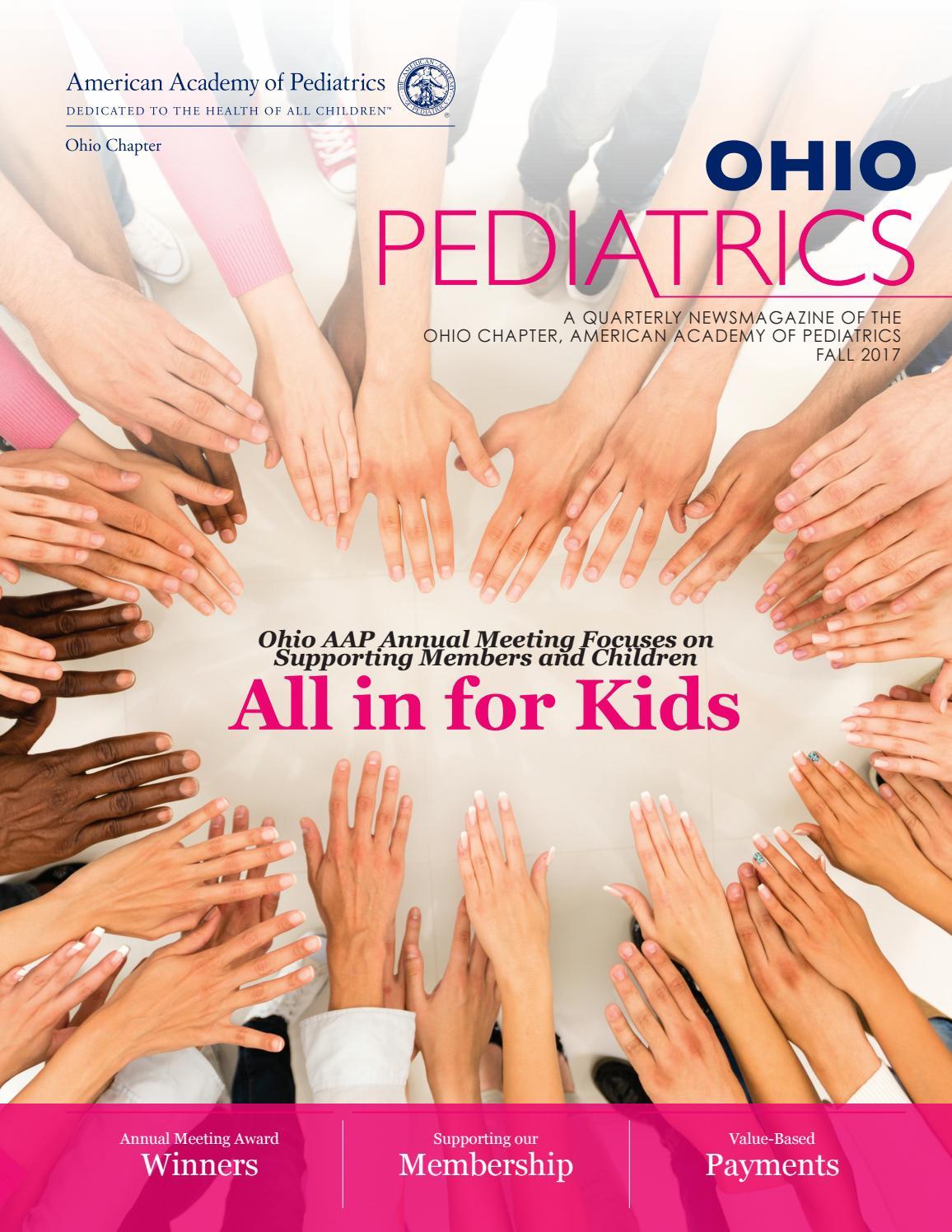Ohio Pediatrics Fall 2017 By Ohio Aap Issuu