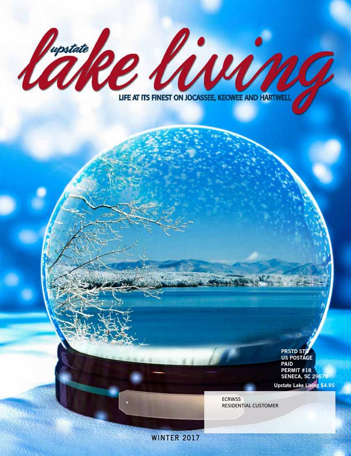 Upstate Lake Living Winter 2017 by EDWARDS PUBLICATIONS - issuu
