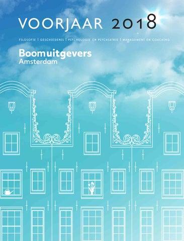 Filosofie Aan De Keukentafel.Boom Uitgevers Amsterdam Catalogus Voorjaar 2018 By Boom