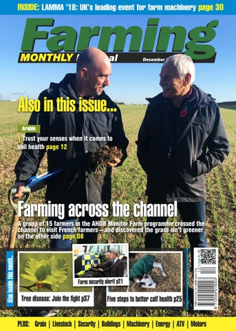 December 2017 Farming Monthly by Farming Monthly Ltd - issuu