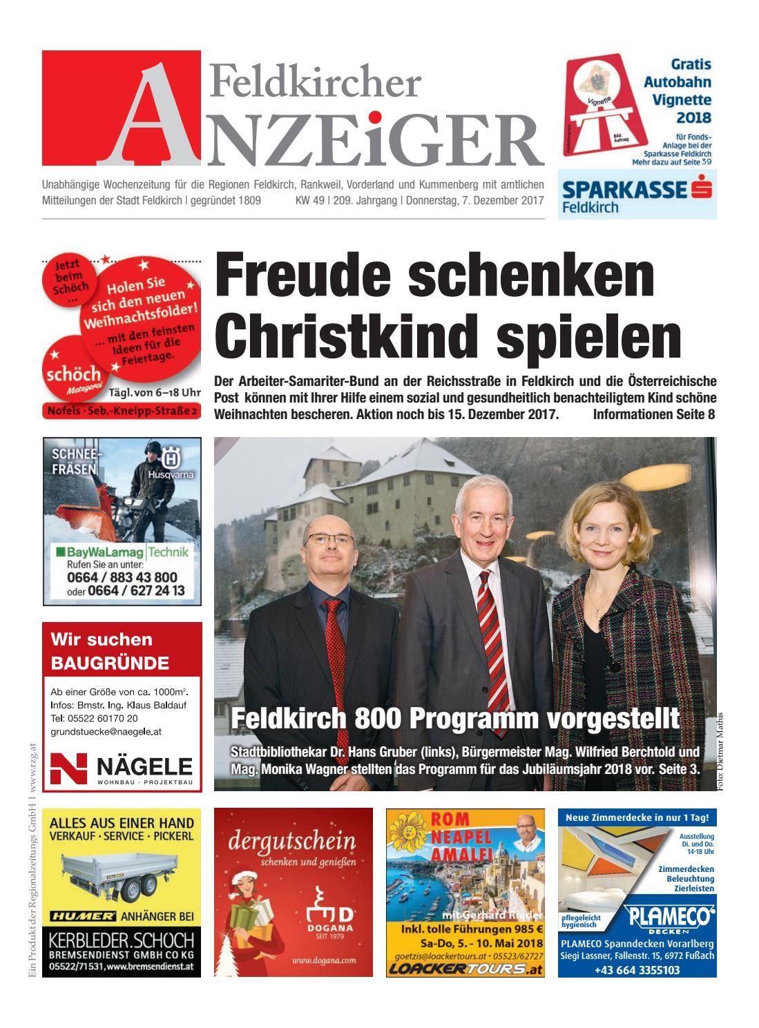 Av Aktiv in Feldkirch - Bekanntschaften - Partnersuche