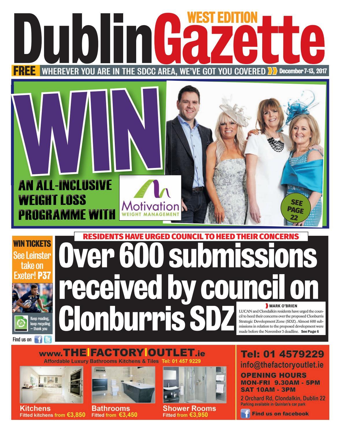 Lucan by Dublin Gazette - issuu