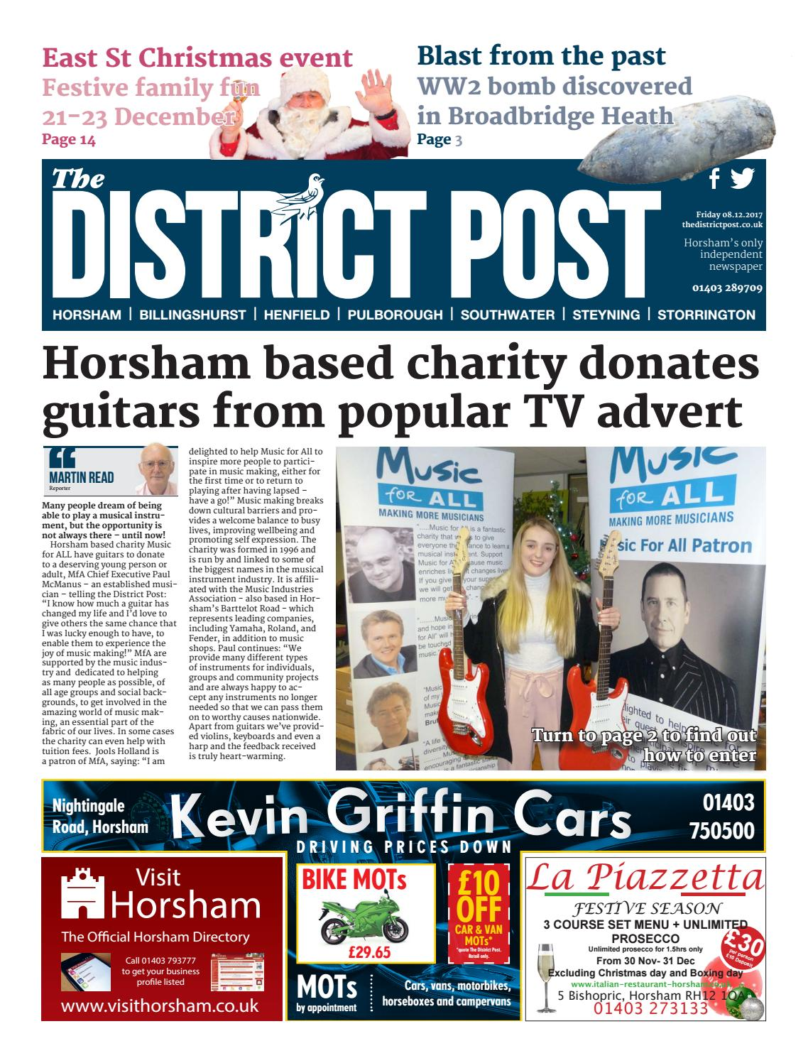 The District Post 8th December 2017 by The District Post issuu