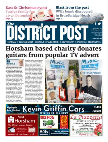 c447a8877f6 The District Post 8th December 2017 by The District Post - issuu
