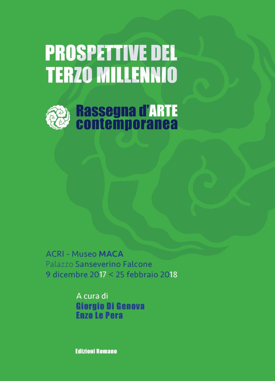 La Vena Artistica Genova prospettive del terzo millennio by missisgi - issuu