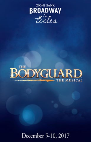 The Bodyguard the Musical by Mills Publishing Inc  - issuu