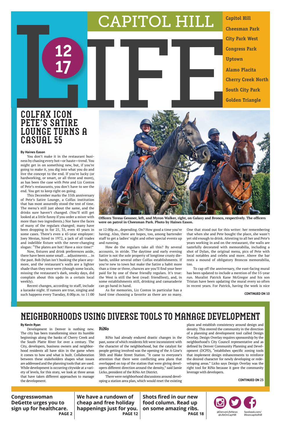 Life On Capitol Hill December 2017 By Life On Capitol Hill Issuu