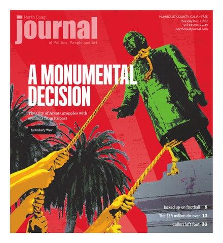 426ca015b1 North Coast Journal 12-07-17 Edition by North Coast Journal - issuu