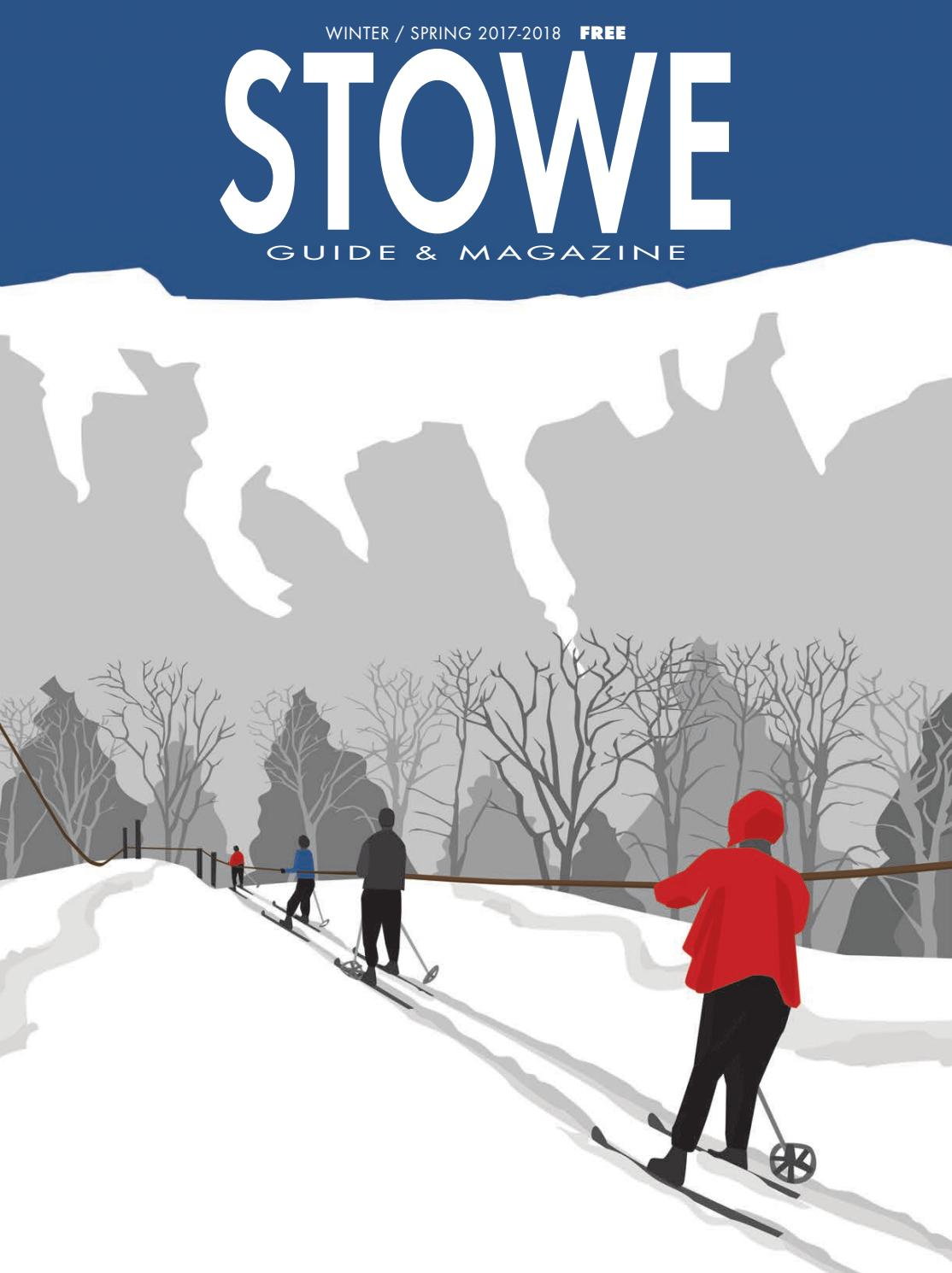 Stowe Guide Magazine Winter Spring 2017 18 By Stowe Guide Magazine Issuu