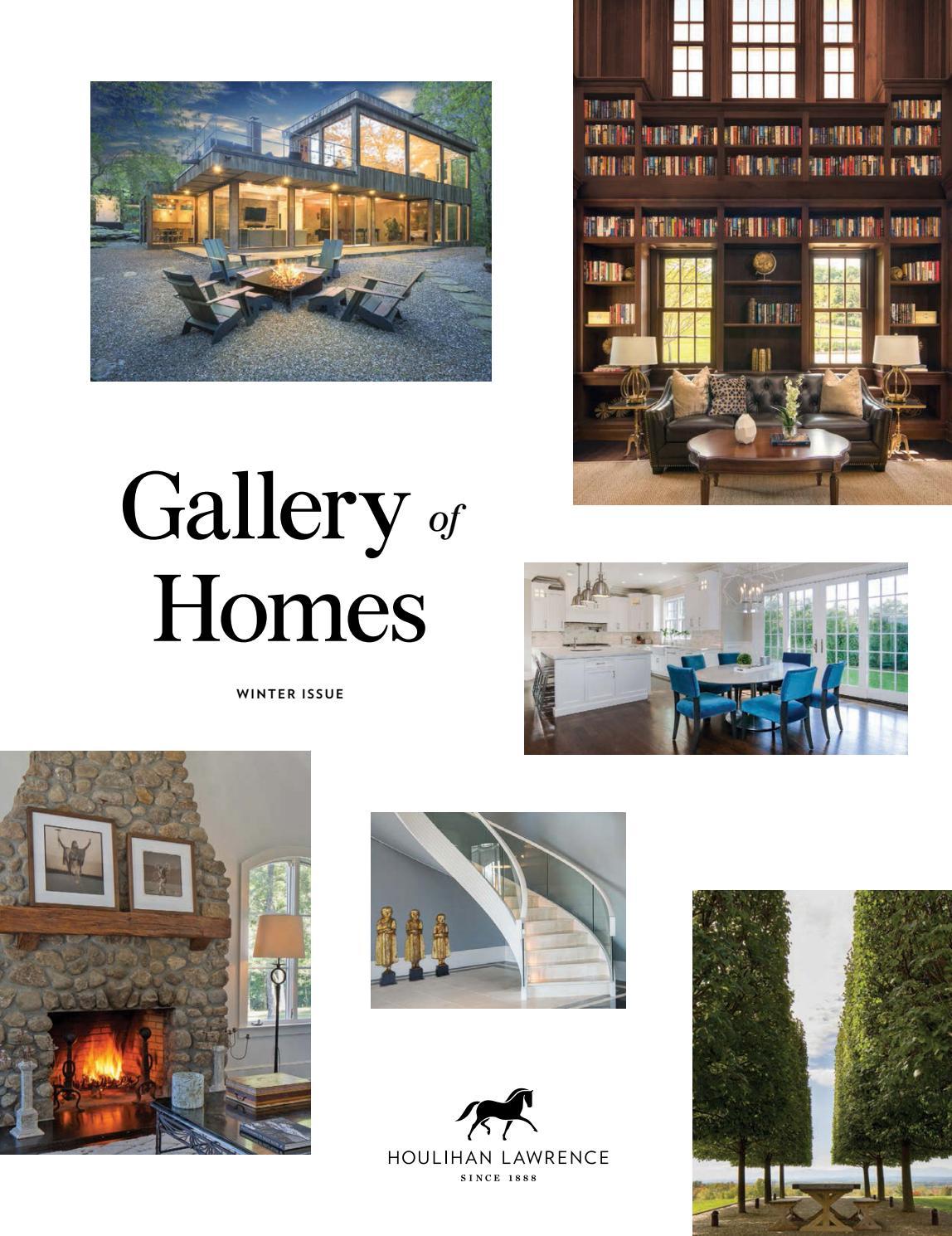 Houlihan lawrence gallery of homes winter 2017 by Houlihan Lawrence ...