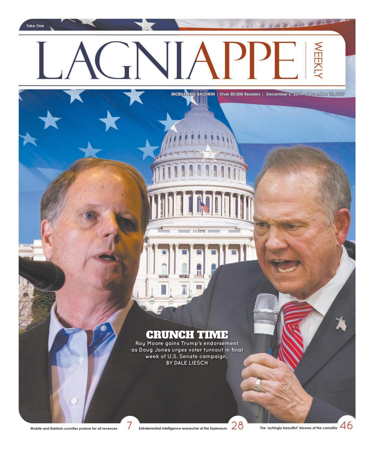Lagniappe: December 6 - December 12, 2017 by Lagniappe - issuu
