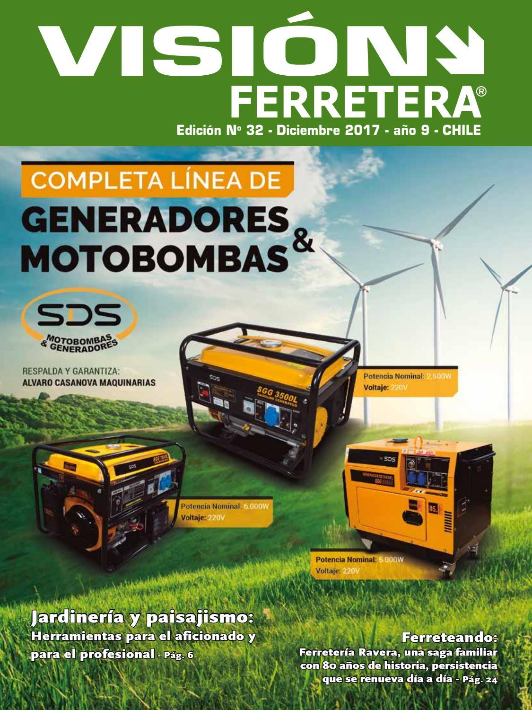 Visión Ferretera edición 32 diciembre 2017 by Vision Ferretera - issuu