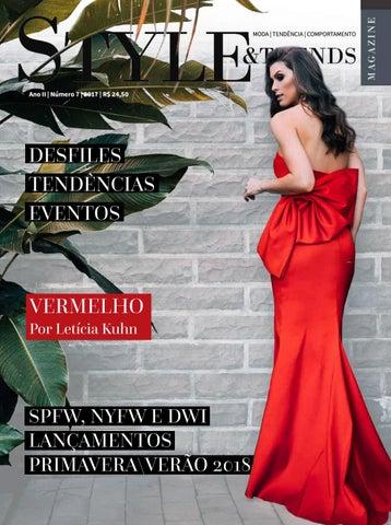 Revista STYLE   TRENDS (edição 7) by Nós somos Moda - issuu f4ce8f101c