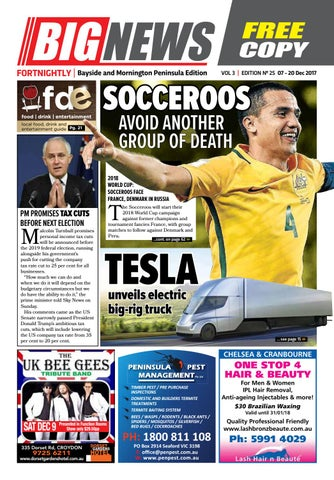 Big News South East Edition 25 2017 By Big News Issuu