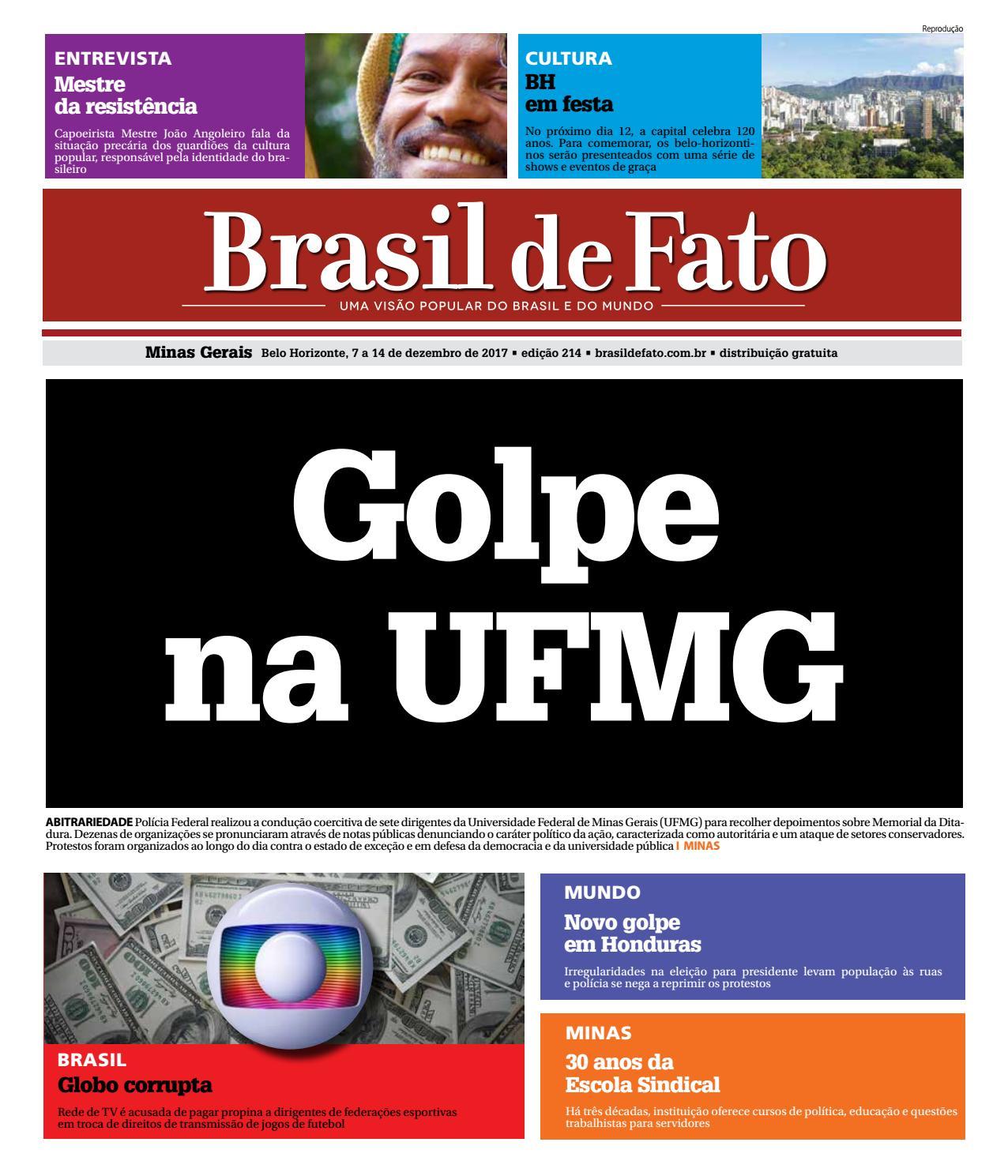 Edição 214 do Brasil de Fato MG by Brasil de Fato MG - issuu d6673e6f9cdc0