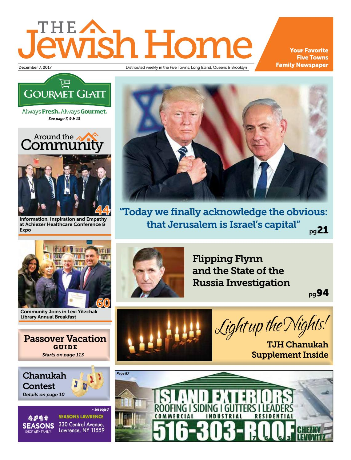 Five Towns Jewish Home - 12-7-17 by Yitzy Halpern - issuu