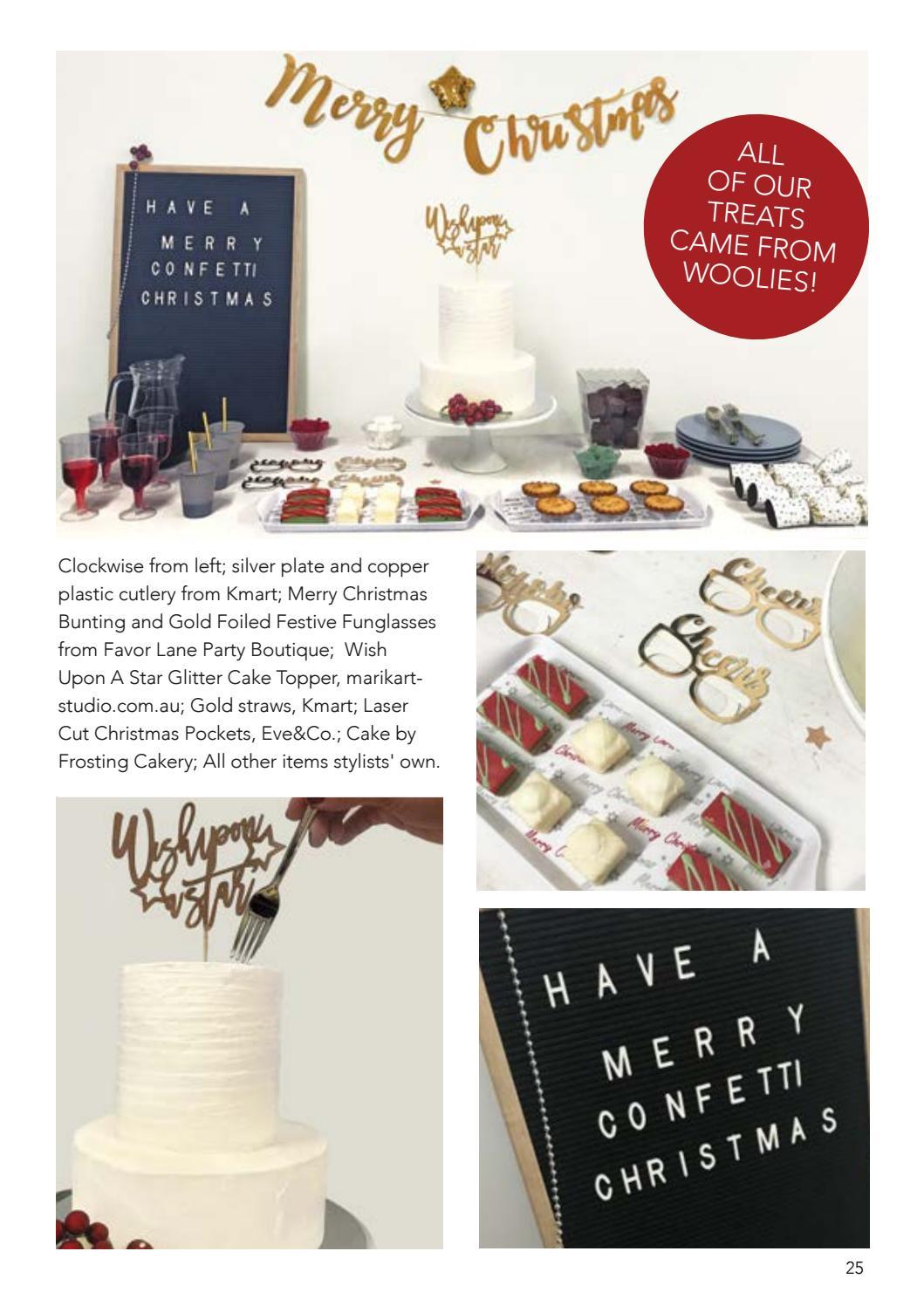 Confetti Fair Christmas Mini Mag by Confetti Fair - issuu
