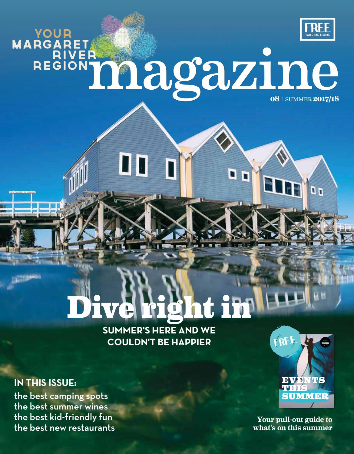 Your Margaret River Region Magazine Summer 2017/18 by Premium ...