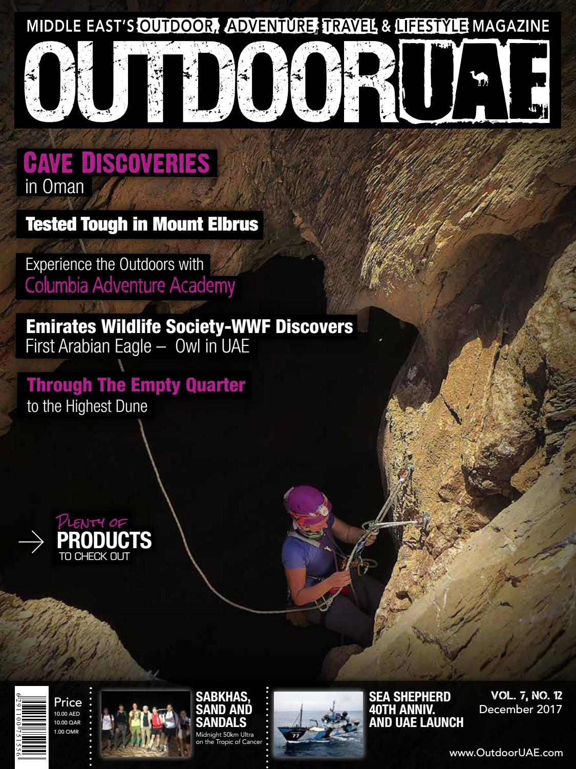 OutdoorUAE - December 2017 by OutdoorUAE - issuu